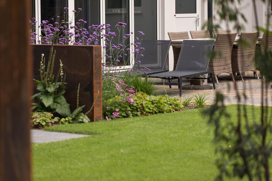 Modern Strakke Binnentuin Dutch Quality Gardens De Lingebrug 16