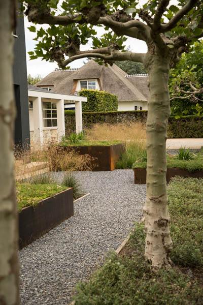 Modern Strakke Binnentuin Dutch Quality Gardens De Lingebrug 24