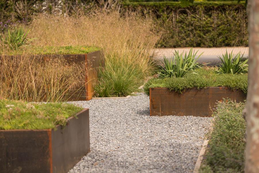 Modern Strakke Binnentuin Dutch Quality Gardens De Lingebrug 27