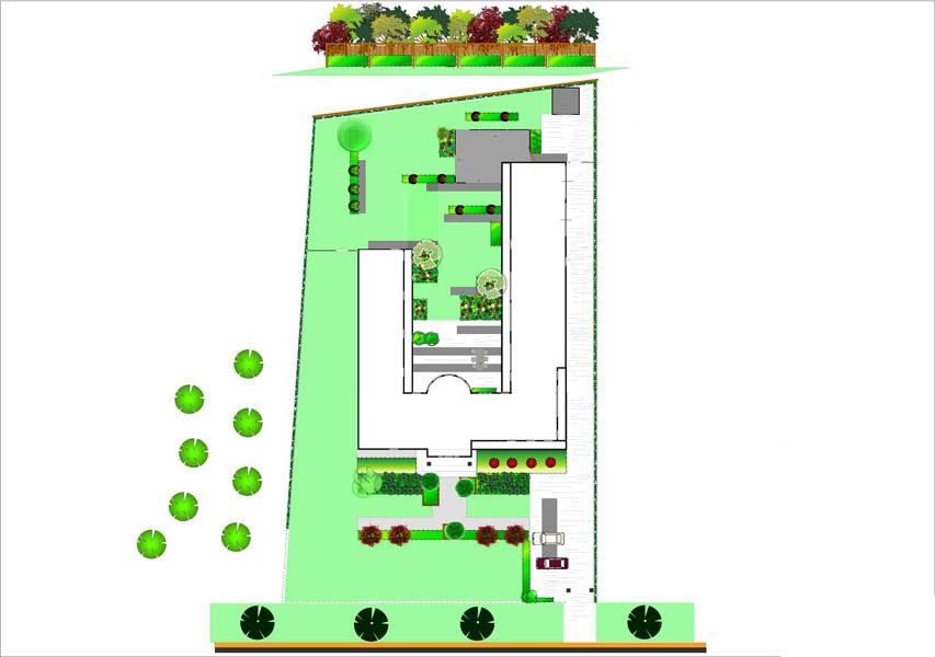 Modern Strakke Binnentuin Dutch Quality Gardens De Lingebrug 29