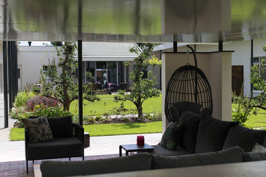 Modern Strakke Binnentuin Dutch Quality Gardens De Lingebrug 5