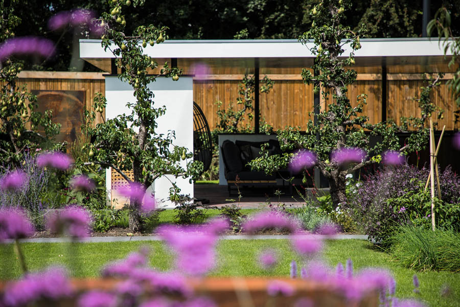 Modern Strakke Binnentuin Dutch Quality Gardens De Lingebrug 8