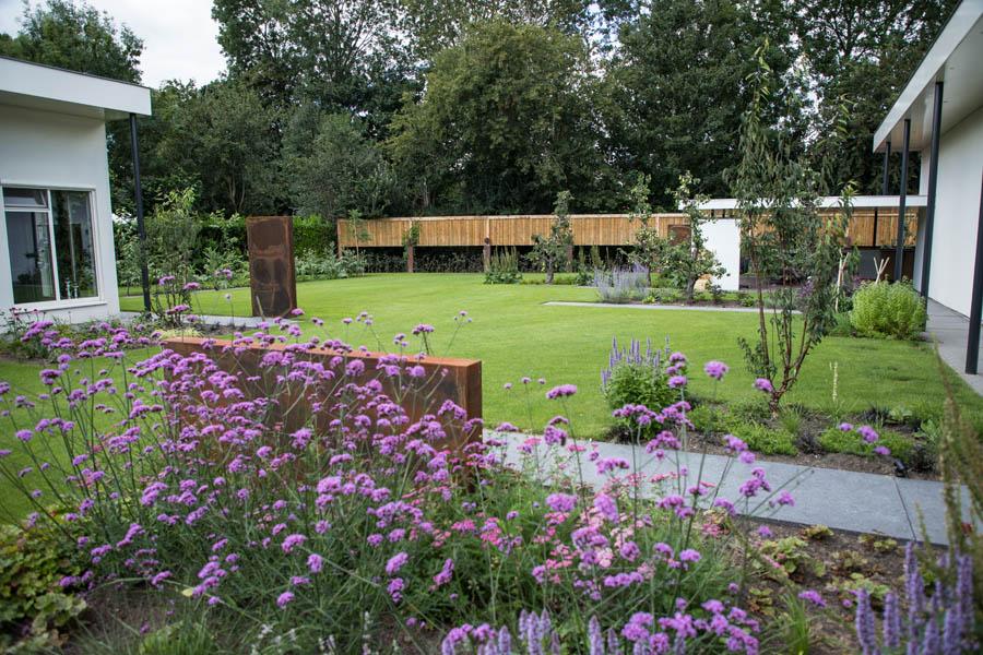 Modern Strakke Binnentuin Dutch Quality Gardens De Lingebrug 9