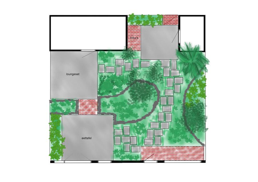 Natuurlijke Tuin Dutch Quality Gardens Van Ginkel Tuinen 7