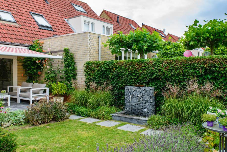 Gezellige Achtertuin In Bergen Op Zoom (8)