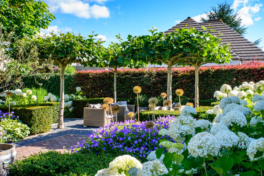Sfeervolle Klassieke Landelijke Tuin In Roosendaal (1)