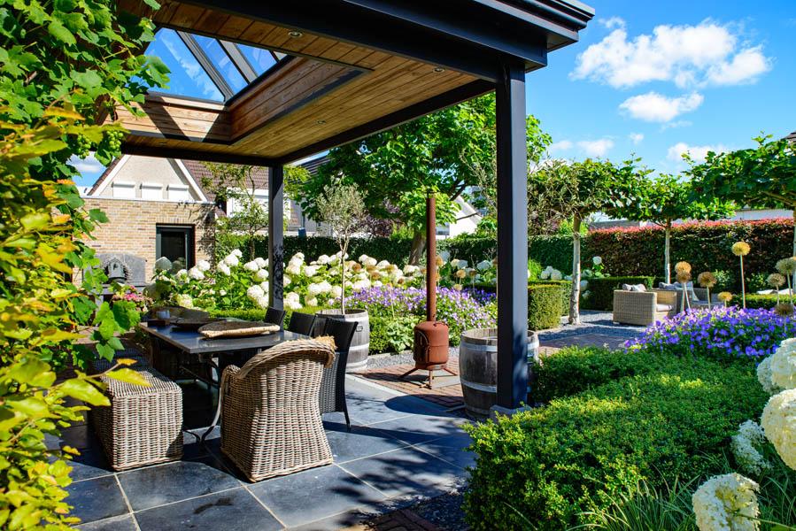 Sfeervolle Klassieke Landelijke Tuin In Roosendaal (4)