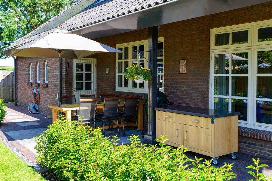 Klassieke Relaxtuin In Nieuw Vossemeer (10)
