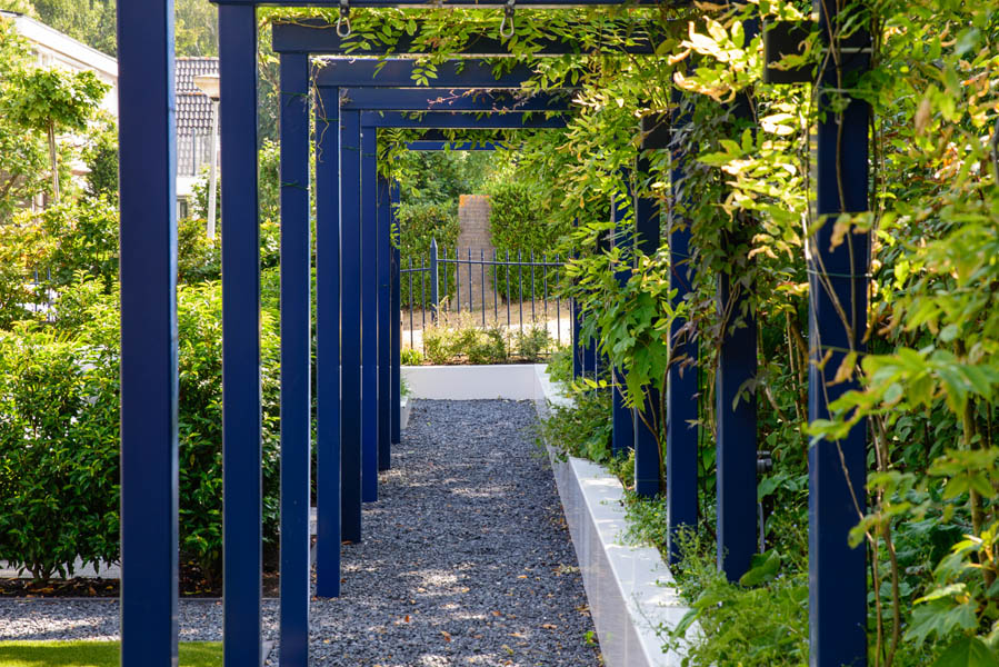 Moderne Pergolatuin In Bergen Op Zoom (5)