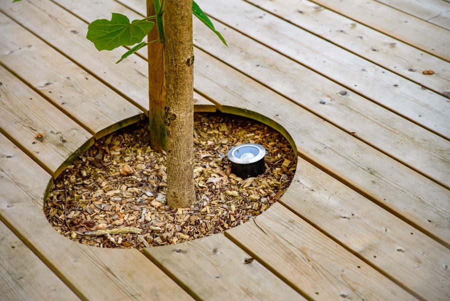groene natuurlijke tuin met pergola (12)