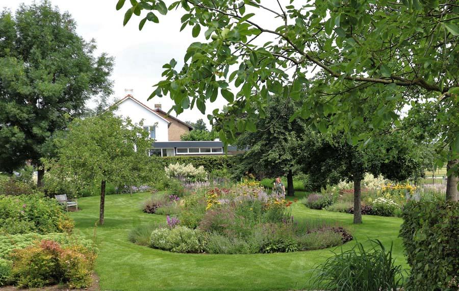 landelijke vrijliggende tuin (5)