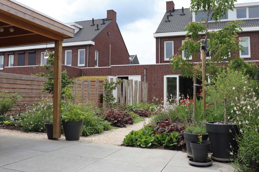 natuurlijke rustige tuin (11)