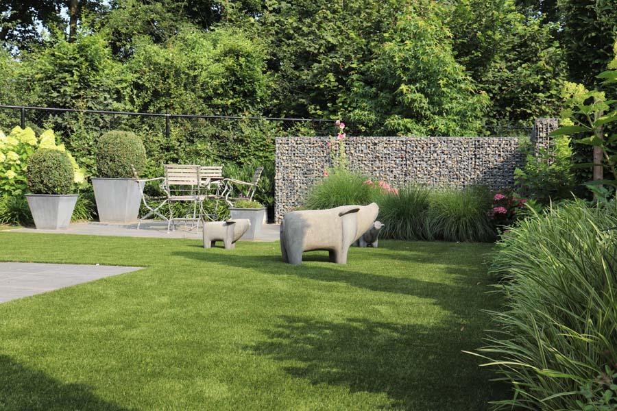 onderhoudsvriendelijke strakke achtertuin (2)
