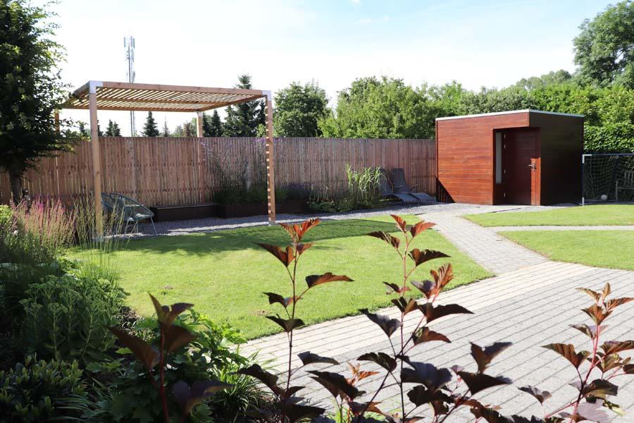 renovatie moderne strakke tuin (2)