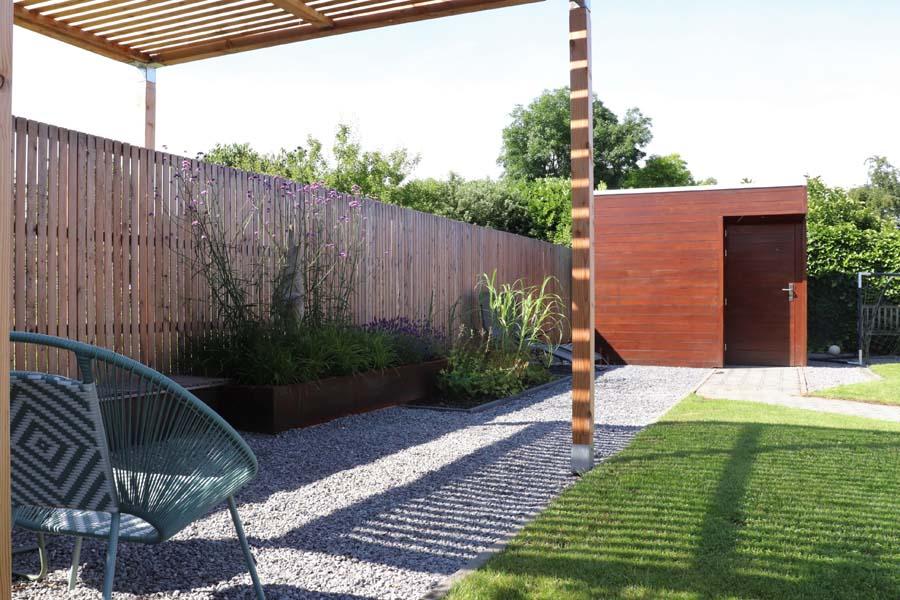 renovatie moderne strakke tuin (5)