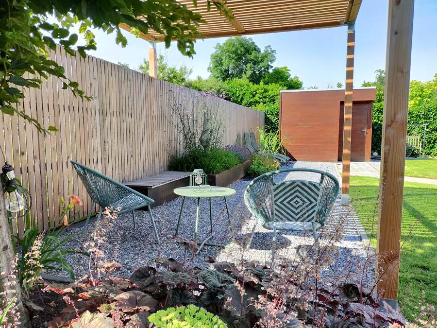 renovatie moderne strakke tuin (7)