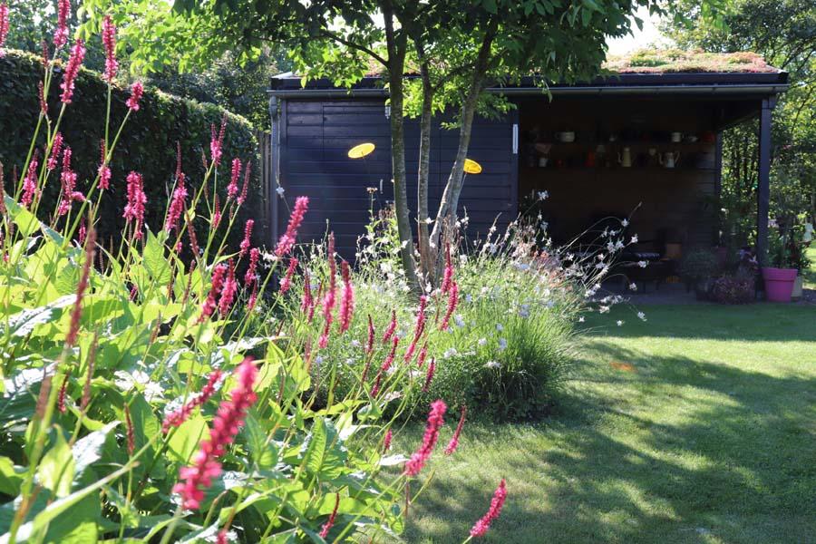 tuin met hoogteverschillen (2)