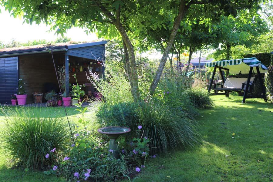 tuin met hoogteverschillen (3)