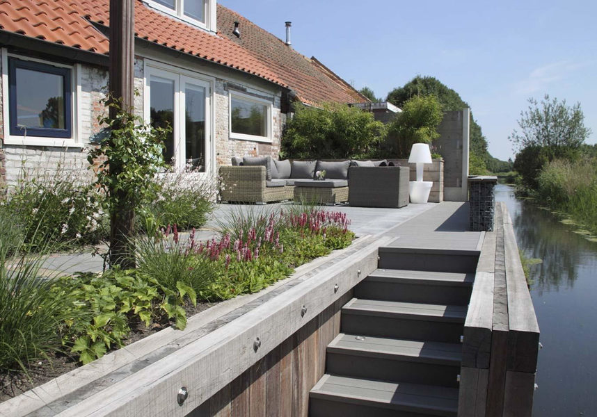 Moderne Loungetuin Steenbergen Dutch Quality Gardens 4