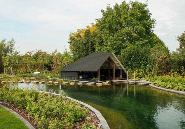 Verzonken Tuinhuis Dutch Quality Gardens 5